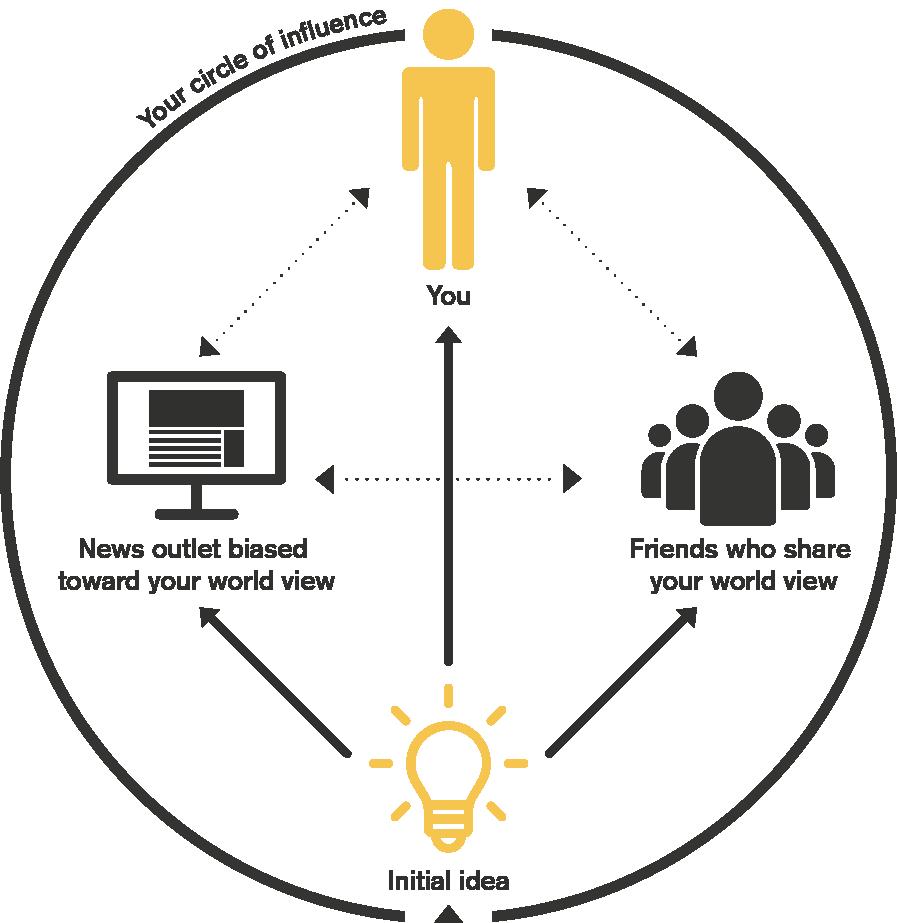 Echo Chamber Diagram