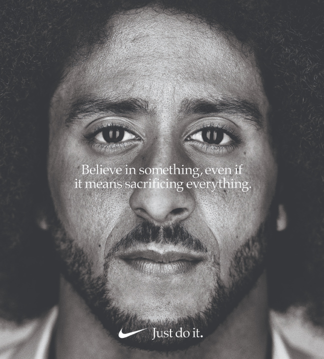 Nike Kapernick ad